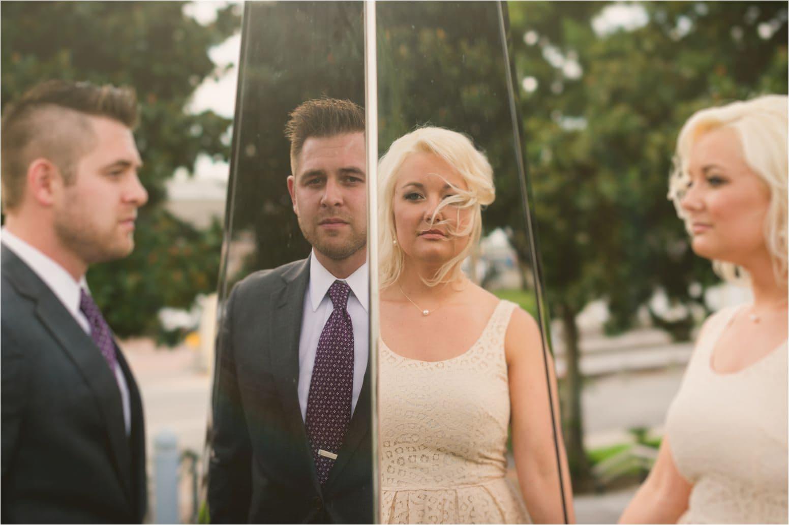 New Orleans Wedding Photographers - French Quarter Engagement 1