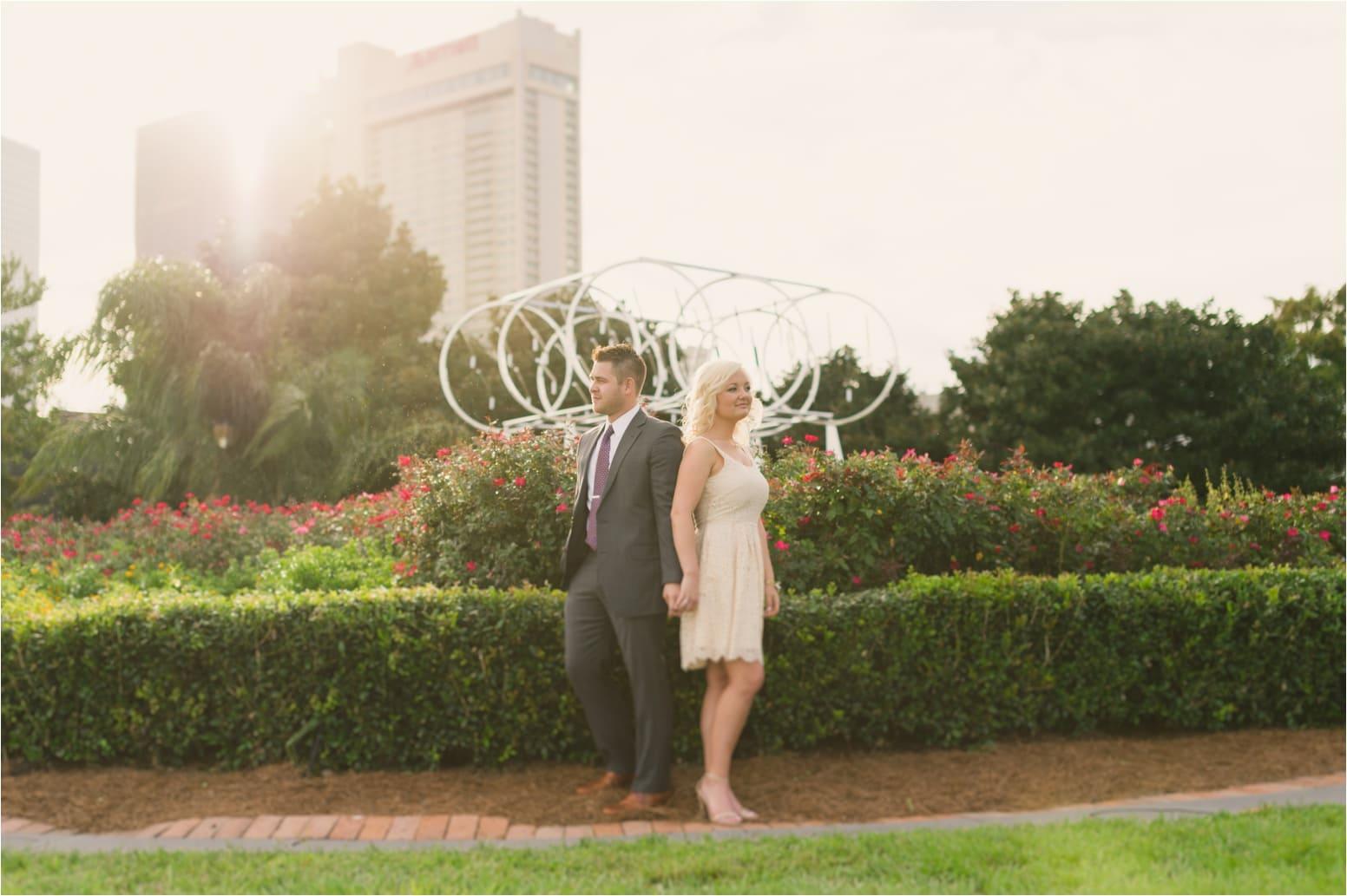 New Orleans Wedding Photographers - French Quarter Engagement 2