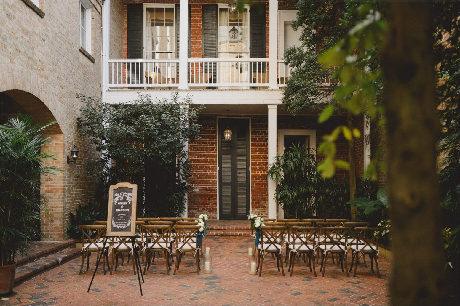 intimate new orleans wedding 21