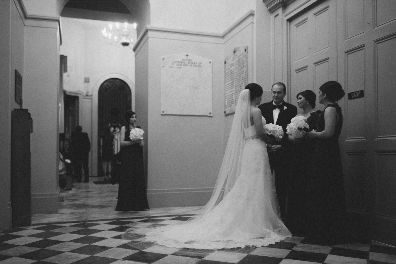 New Orleans Wedding at the Chicory35