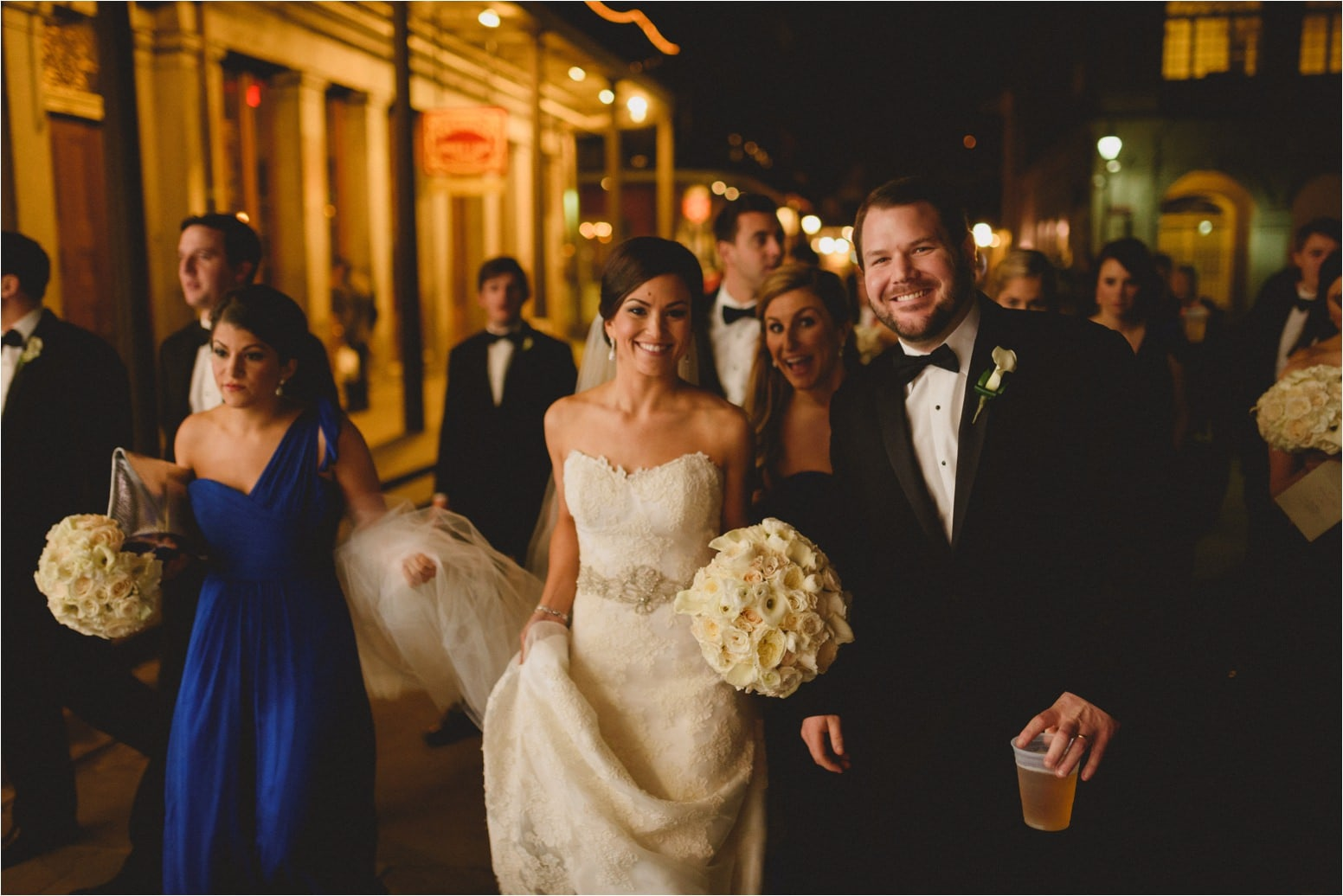 New Orleans Wedding at the Chicory54