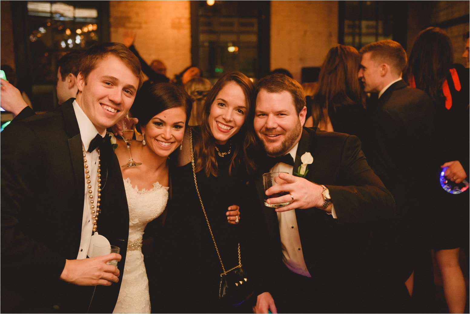 New Orleans Wedding at the Chicory66