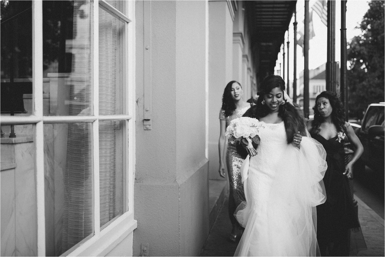 Latrobe's on royal new orleans wedding 15
