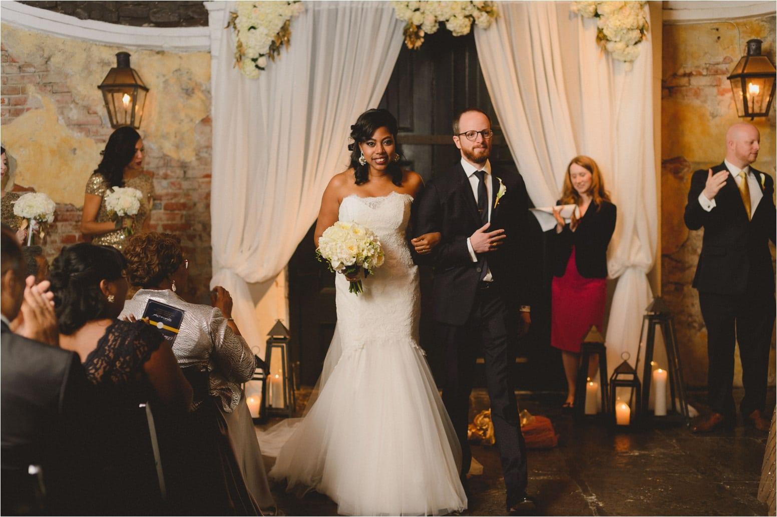 Latrobe's on royal new orleans wedding 26