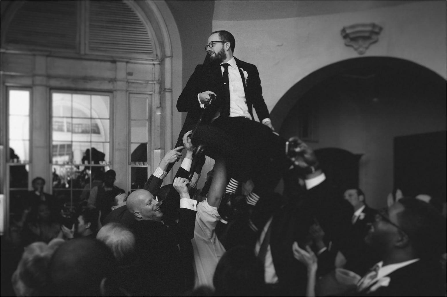 Latrobe's on royal new orleans wedding 58