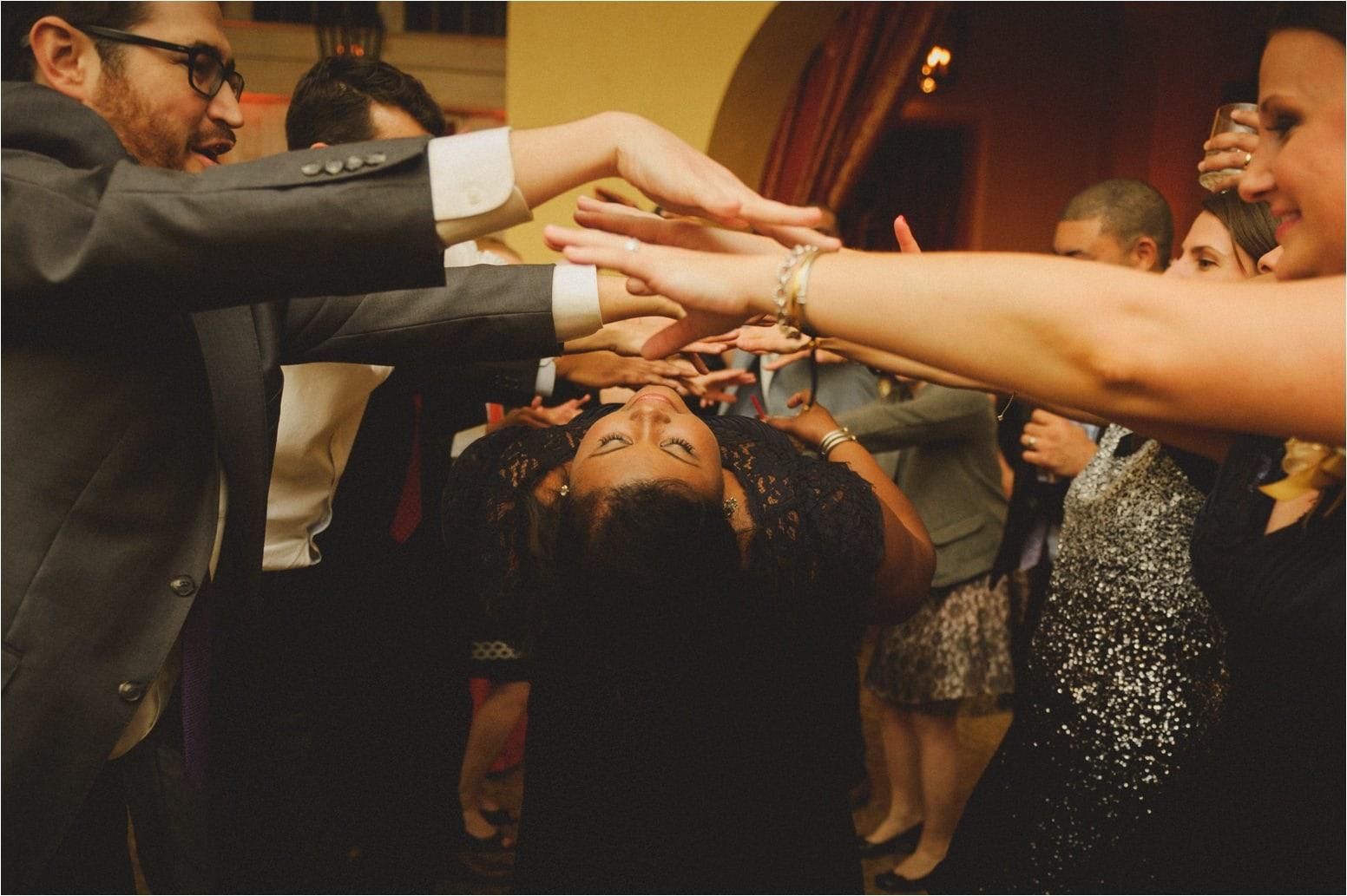 Latrobe's on royal new orleans wedding 59
