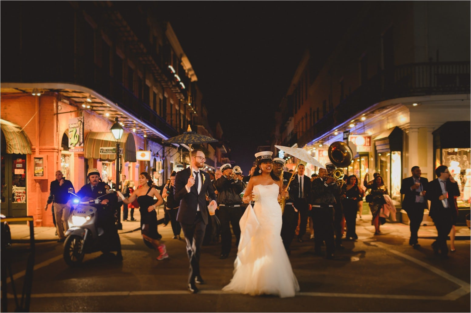 Latrobe's on royal new orleans wedding 69