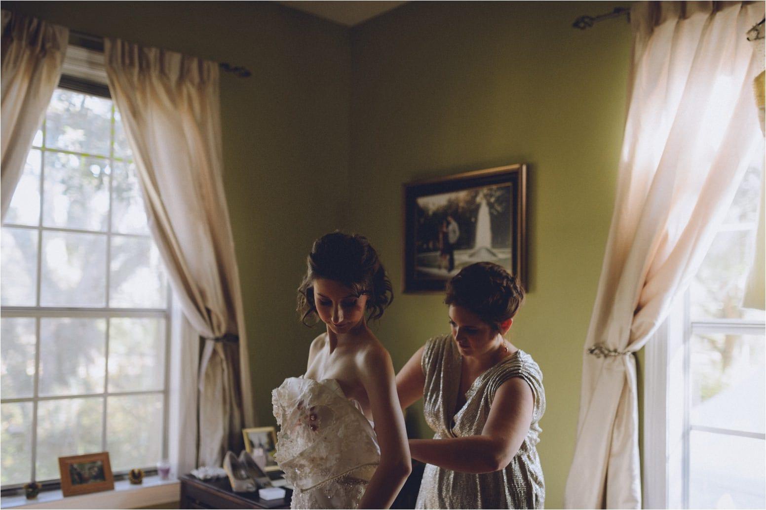 Rural Louisiana Wedding 12
