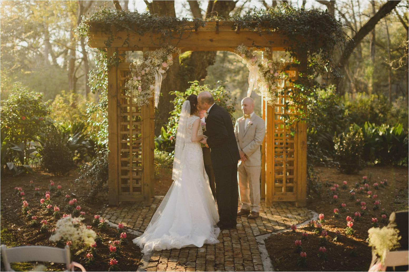 Rural Louisiana Wedding 37