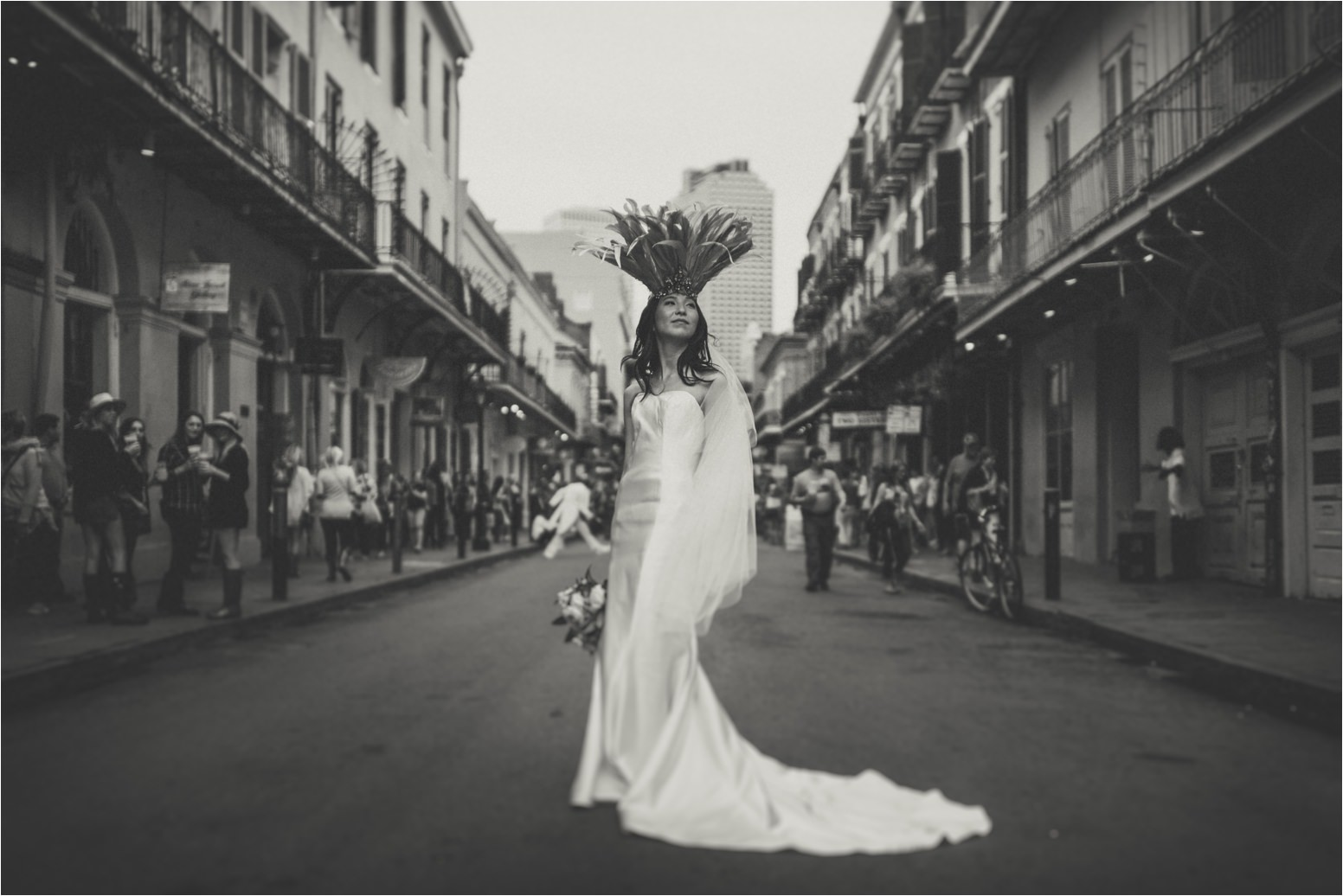 New Orleans Jazz Wedding 44
