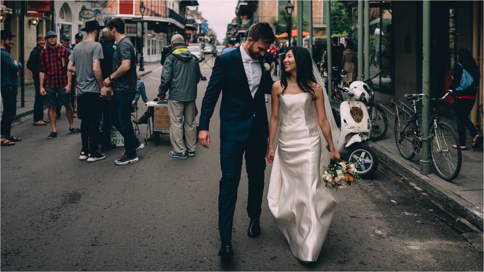 New Orleans Jazz Wedding 47