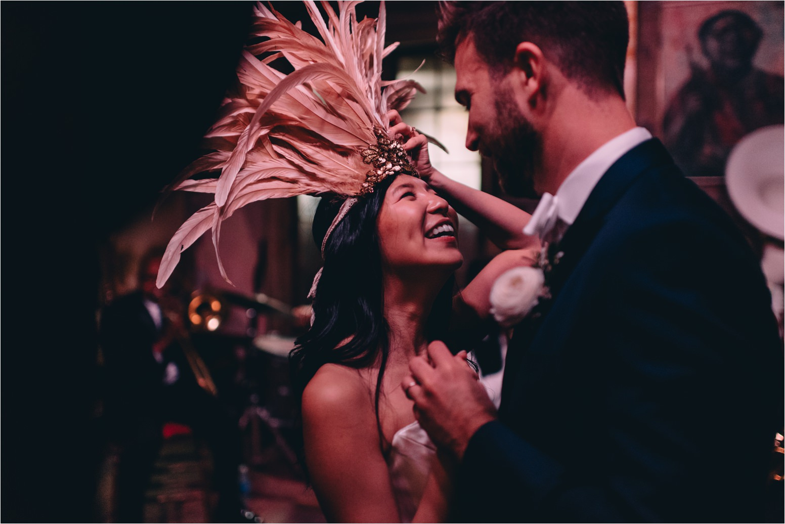 New Orleans Jazz Wedding 54
