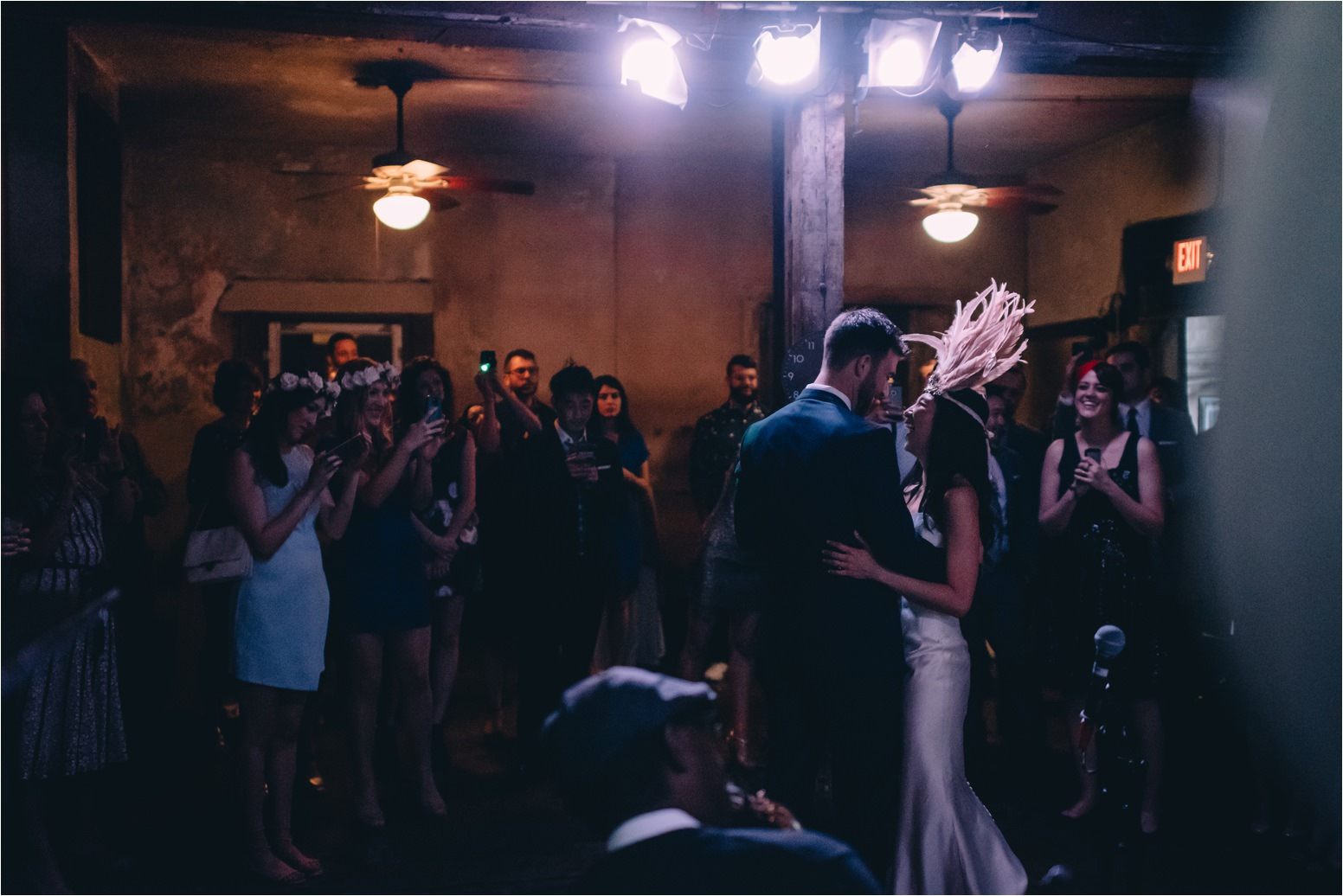 New Orleans Jazz Wedding 55