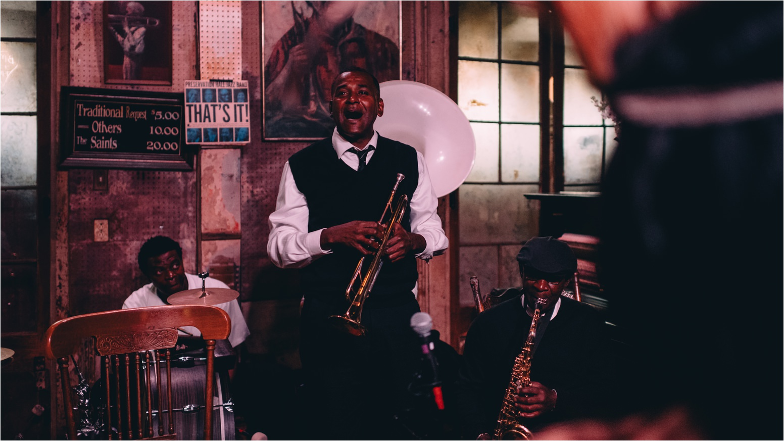 New Orleans Jazz Wedding 60