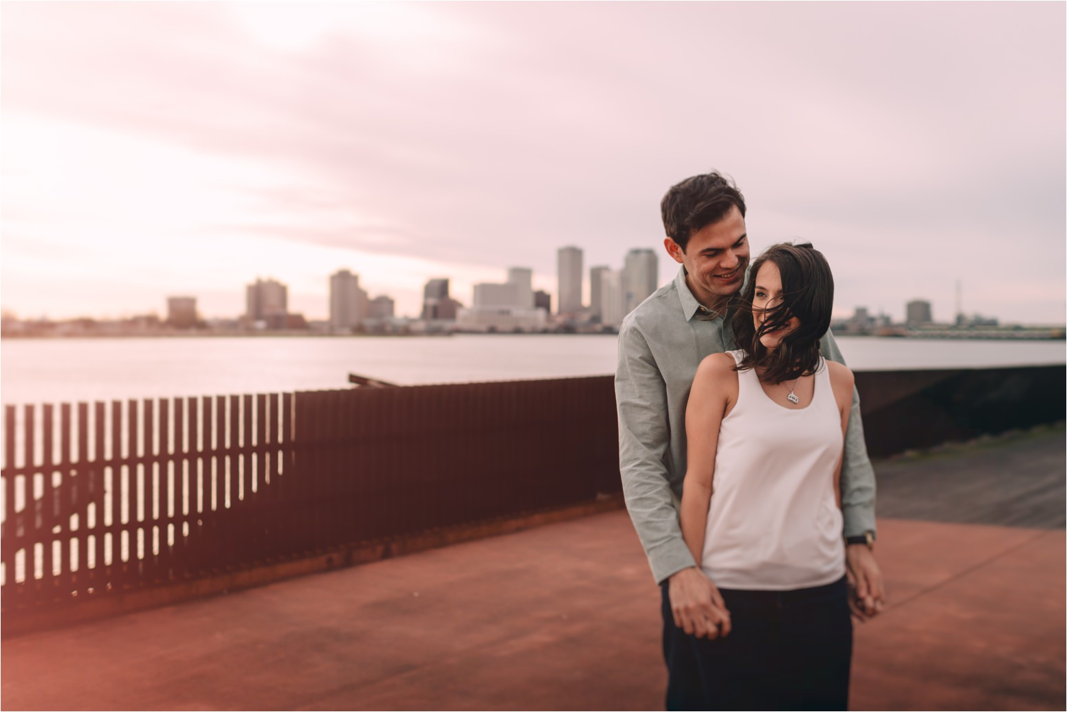 New Orleans engagement 5